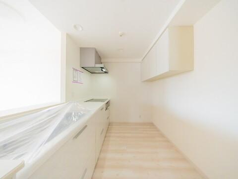 【キッチン】リノベーション済みの綺麗なお部屋です