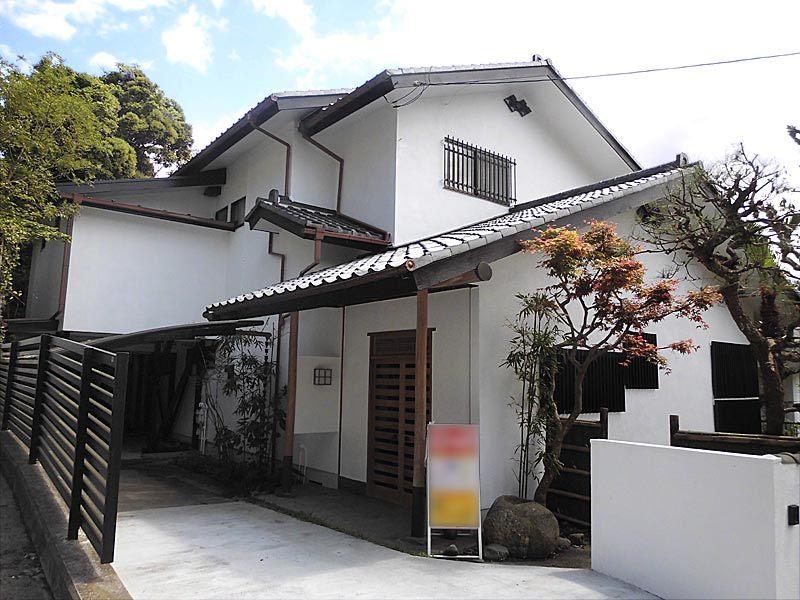 高台から緑を望む鎌倉らしい暮らし...