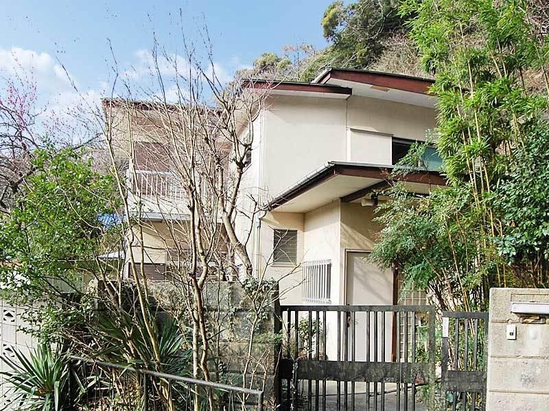 초록에 둘러싸인 한적한 주택지 야마노네...