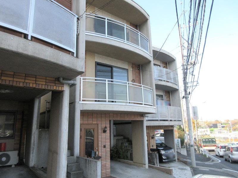 鉄筋コンクリート造3階建 リフォ...