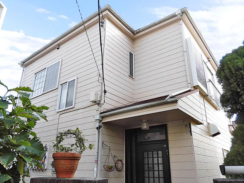 平成14年10月に屋根・外壁塗装...