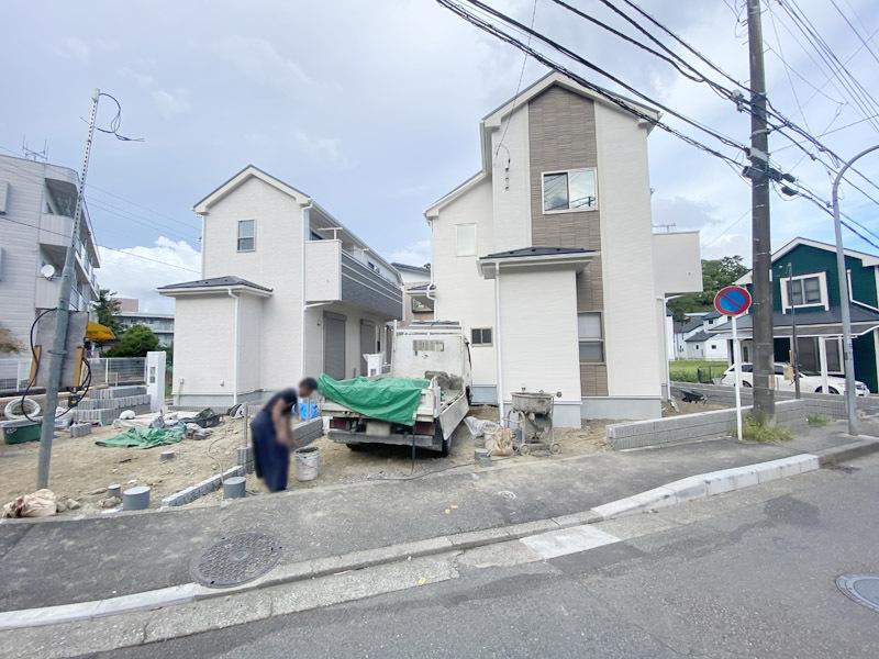 小菅ヶ谷3丁目新築2号棟、敷地4...