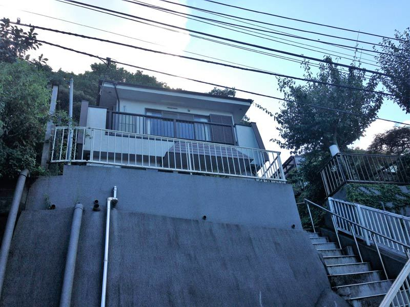 Prospect consisting in house environment like Kamakura is *...