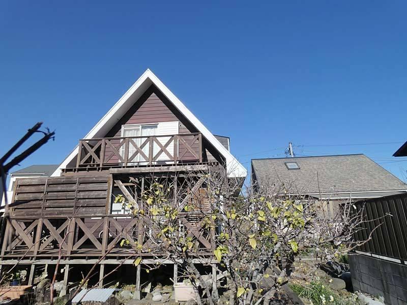 2, Zaimokuza, tasteful existing home...