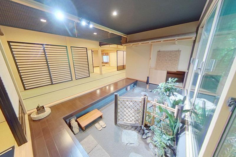 古都鎌倉中心地、延床面積90坪超...