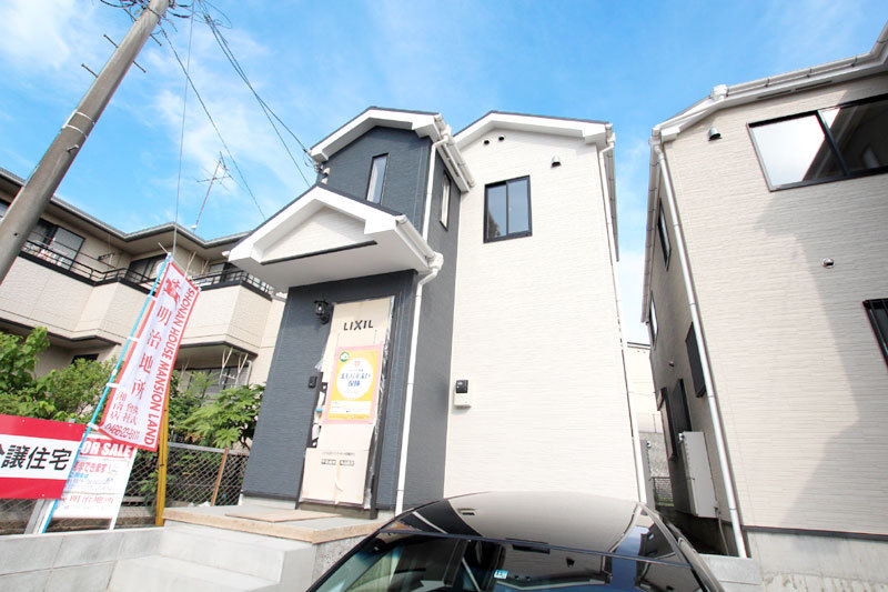All 2, Muraokahigashi new construction detached house two
