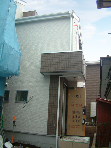 Of 4, Ochiaikita, Ayase-shi 3LDK newly...