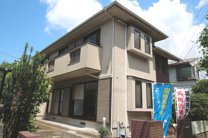 Old Mitsui house construction, order house