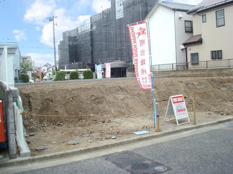 彌勒寺新建住宅