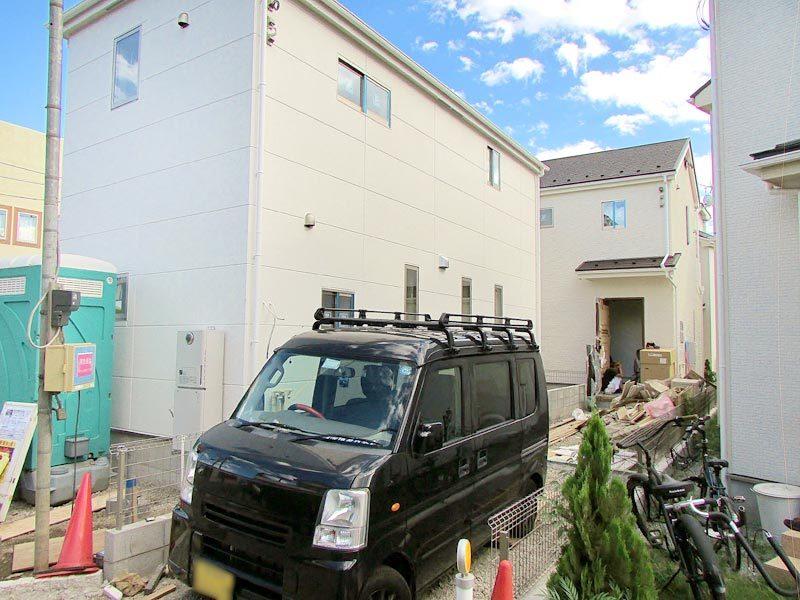 本鵠沼新築住宅