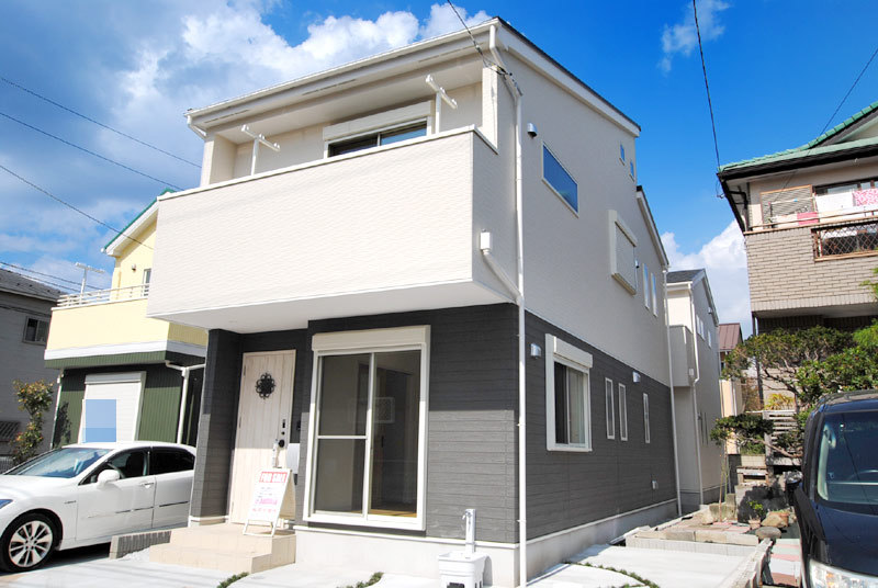 鎌倉市手広新築住宅 B号棟