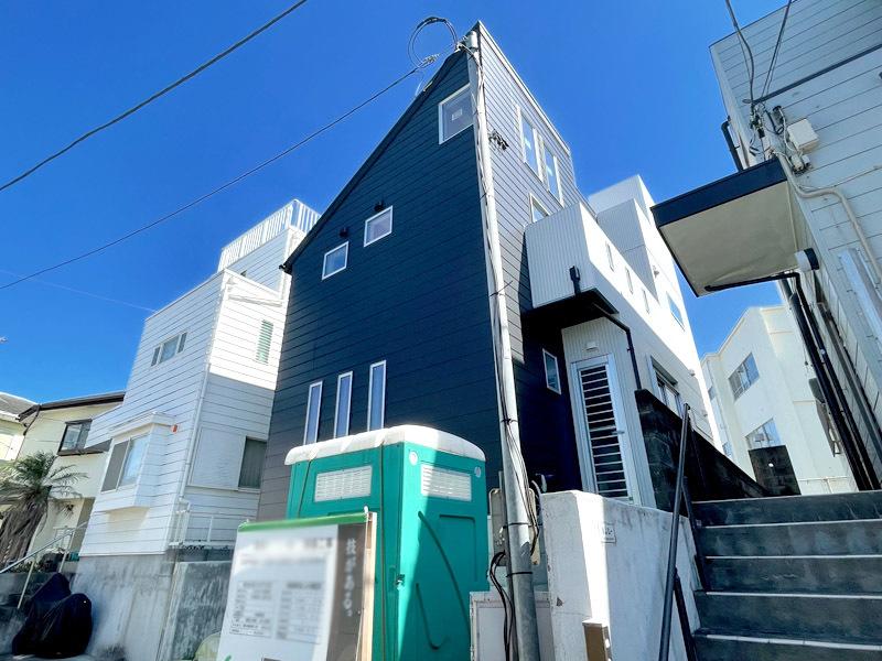 海に近い!屋上のある新築住宅で湘...
