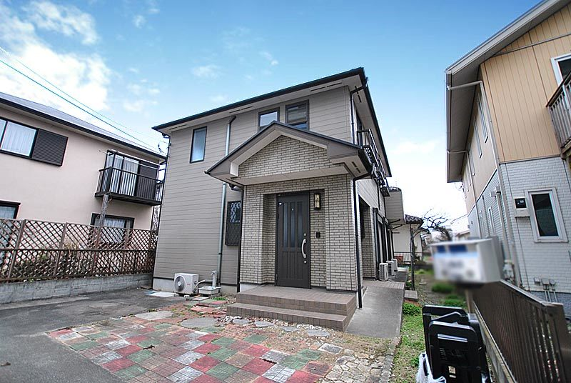 Duplex house of .2 floor on the first floor! Kagawa Station mischief...