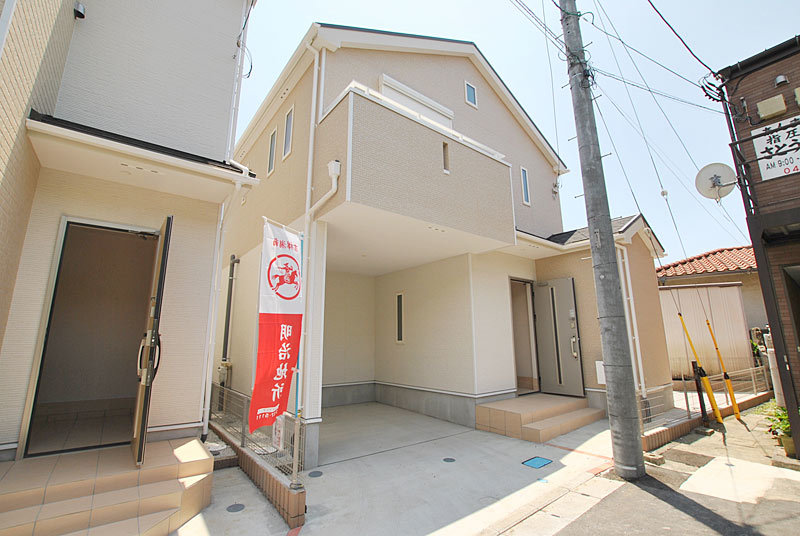 "New single-family house! All ""3, Jukkenzaka"" 3..."