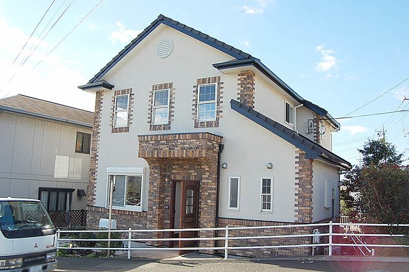 6LDK+S+ shop of Mitsui Home construction...