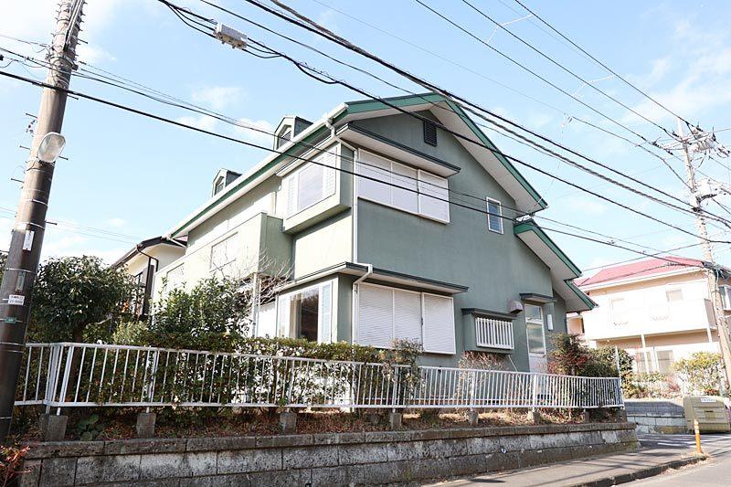 Odakyu home construction sea vanity detached house