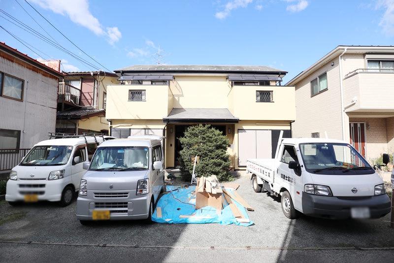 ☆敷地約60坪・2世帯住宅・駐車...