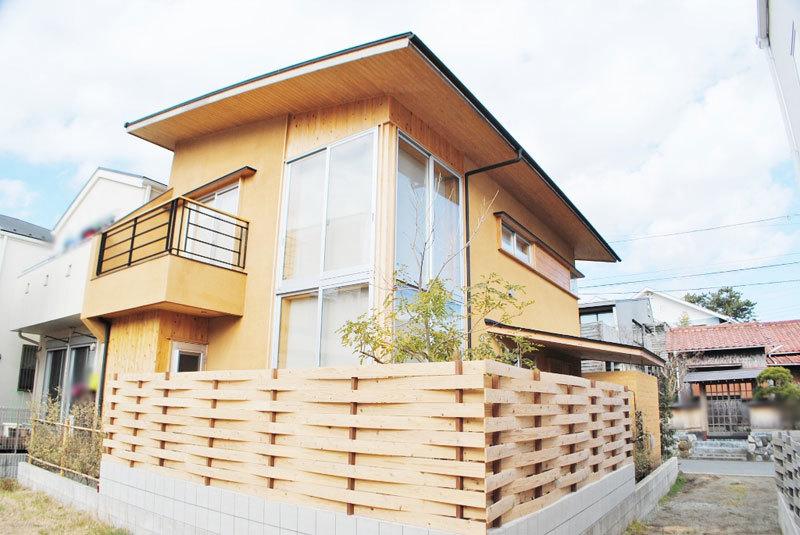 新築戸建 自然素材 土の家