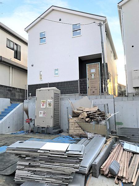 藤沢駅徒歩23分!敷地が41.2...