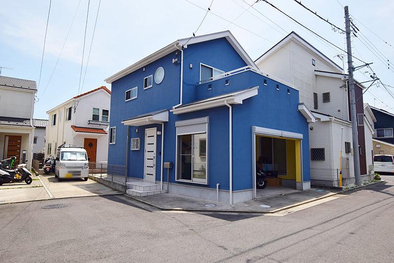 ガレージハウス・菱沼一丁目 平成...
