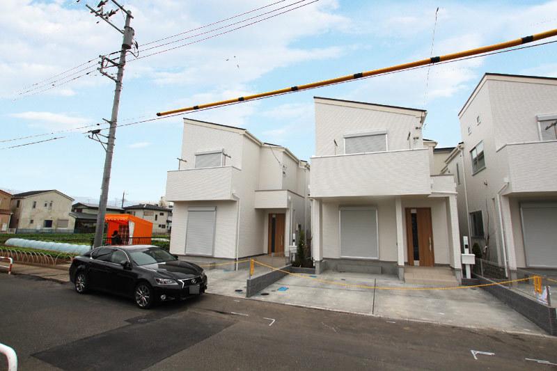松尾 新築分譲住宅全3棟 2号棟