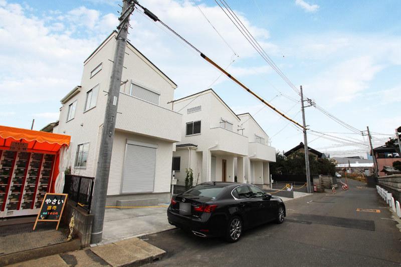 松尾 新築分譲住宅全3棟 3号棟