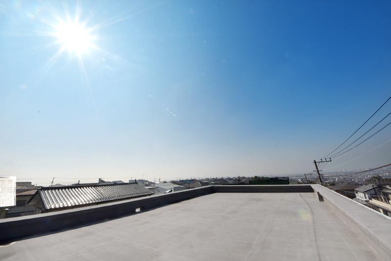 江ノ島、富士山&360度のブルー...