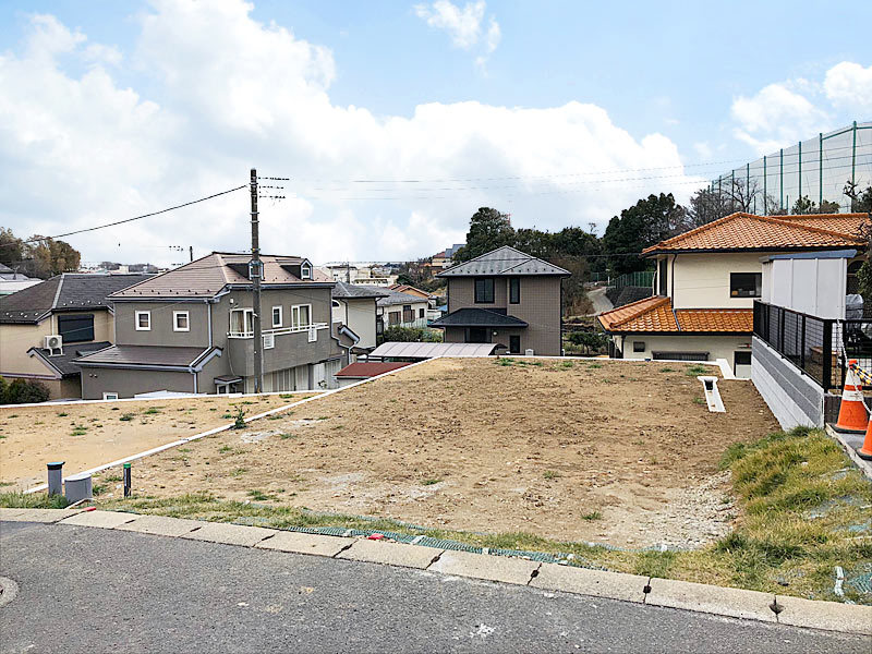 東戸塚 土地分譲 全2区画