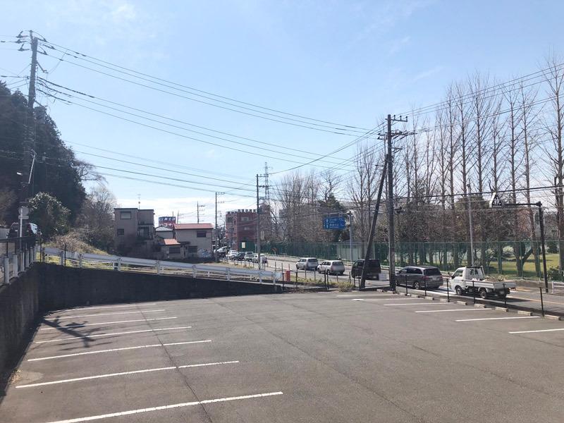 鎌倉街道沿いの三方角地 事業用・...