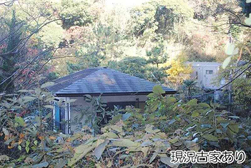 It is 9 on foot from Sasuke 1 chome land for sale, Kamakura Station...