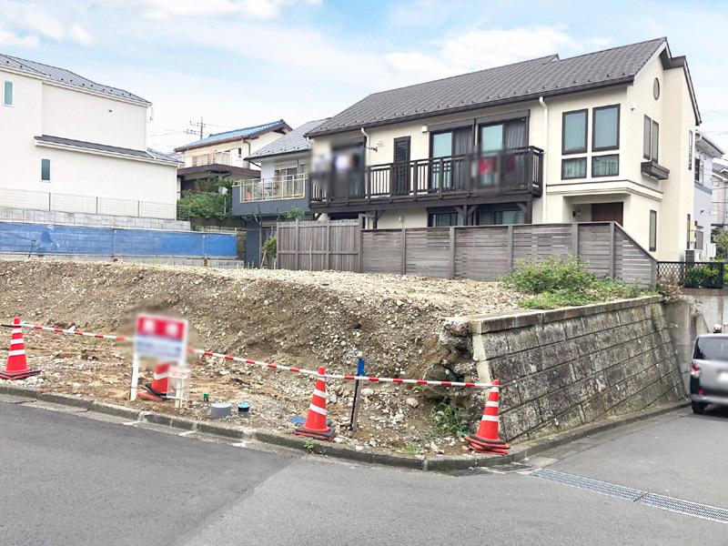 由緒ある旧横浜プリンスホテル跡隣...