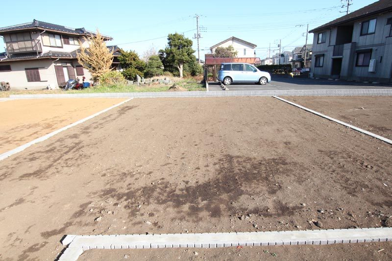 Large-scale sale in lots of all 16 Oba, Fujisawa-shi divisions...