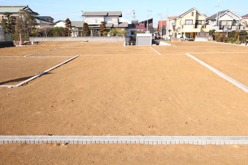 藤沢市大庭 全16区画の大型分譲...