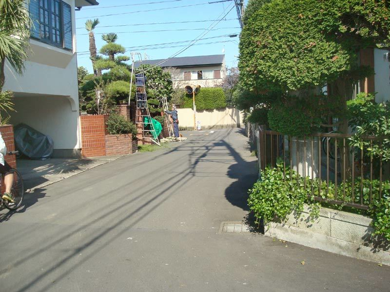Japanese yen storehouse 2 chome land for sale
