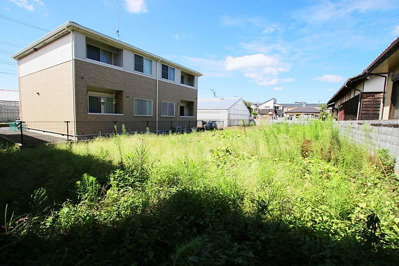 Land for sale of extensive 60.56 tsubo (actual survey)!