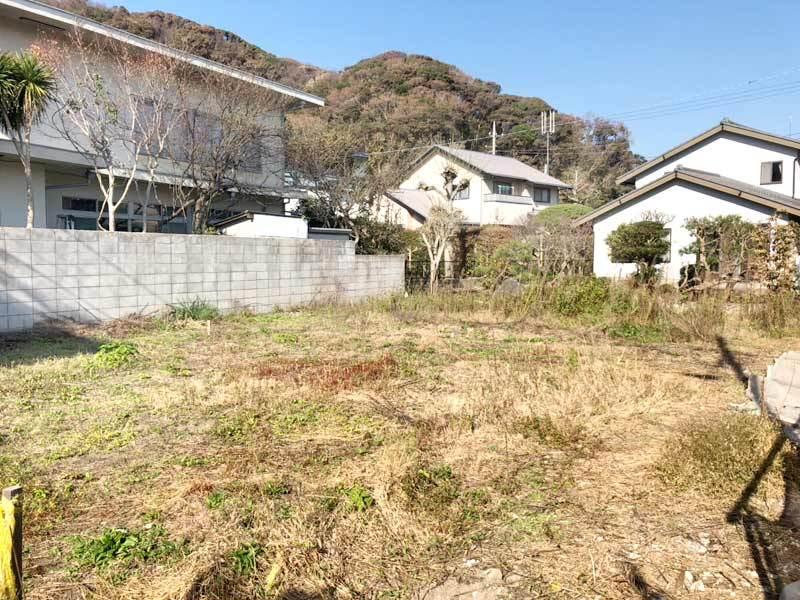 [land for sale] Kamakura Station 15-minute walk four seasons occasion...