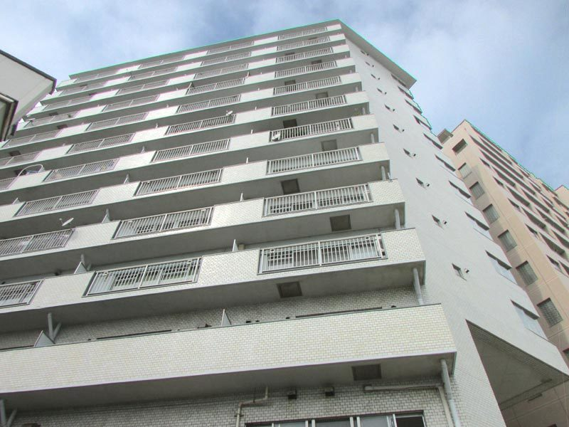 Look apartment house Enoshima