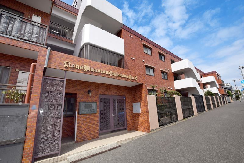 The Lions apartment Fujisawa second