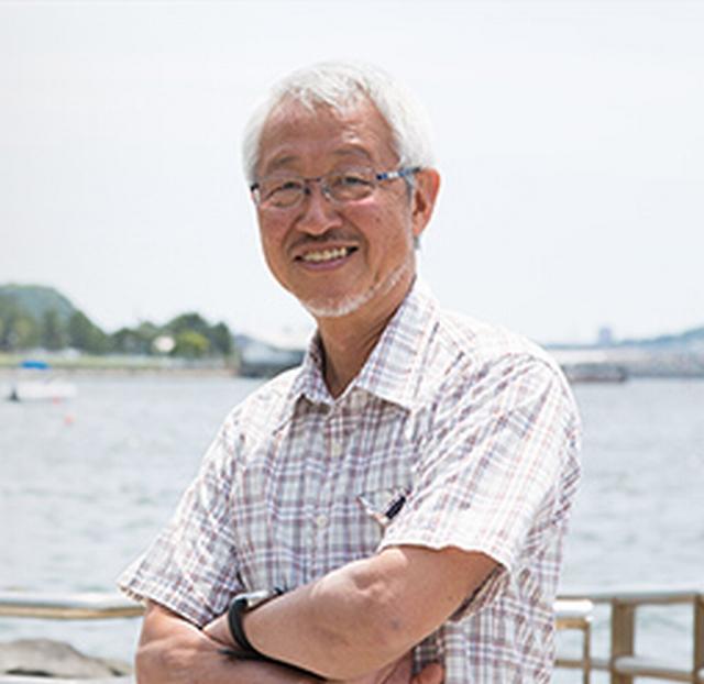 テレビ番組でもご活躍の海洋環境専門家・木村尚さんに、東京湾の魅力と再生への課題についてお伺いしました。