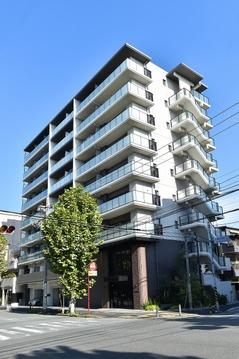「天王町」駅徒歩約3分、9階建マンションです。2路線3駅利用可能な立地です!