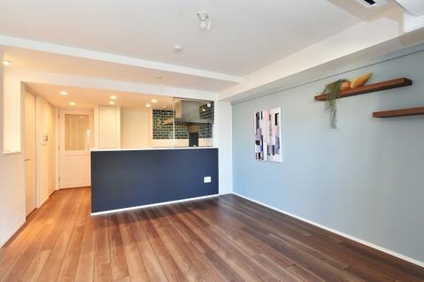 シンプルな洋室は子供部屋としてもお使い頂けます。
