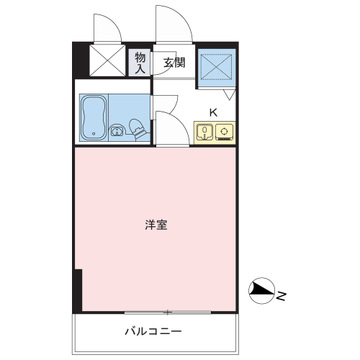 居住、オフィスとして利用可能な、オーナーチェンジ物件です。