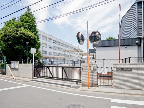 横浜市立大曽根小学校 距離710m