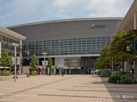 東急田園都市線「たまプラーザ」駅 距離3670m