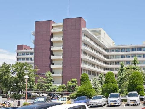 聖マリアンナ医科大学病院 距離570m