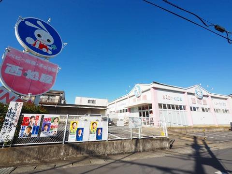 西松屋川崎高津店 距離250m