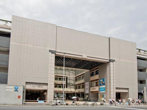東急東横線「日吉」駅 距離1200m