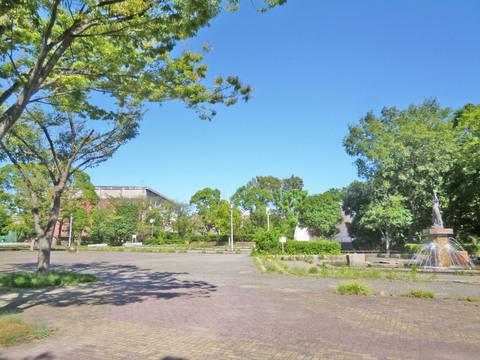 住吉公園(中原平和公園) 距離1400m