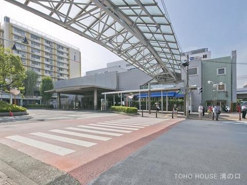 東急田園都市線「青葉台」駅 距離1360m