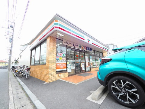 セブンイレブン川崎二子6丁目店 距離260m